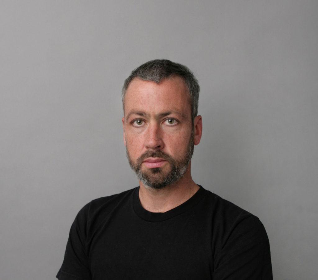 Arkkitehti Joe Morrisin kuva.