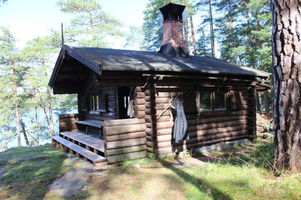 Oivalan sauna