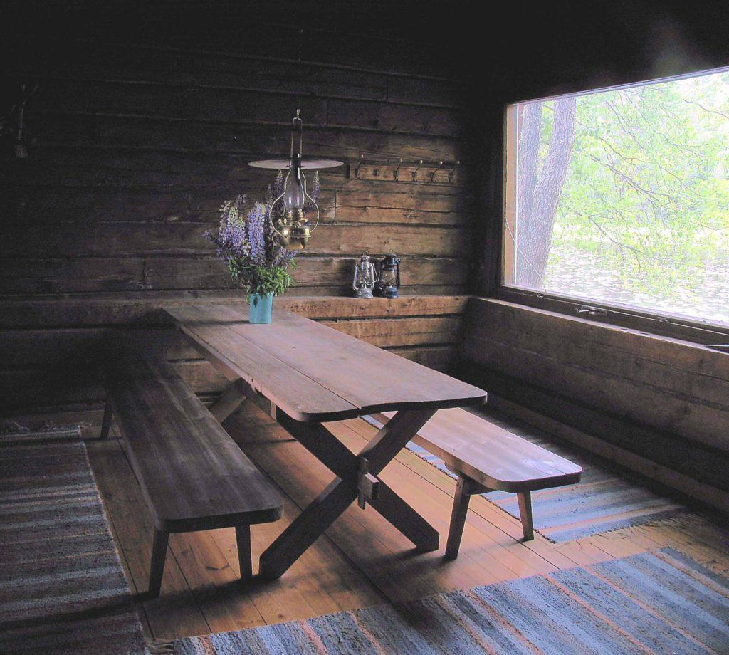 Vähä-Kiljavan vanha sauna