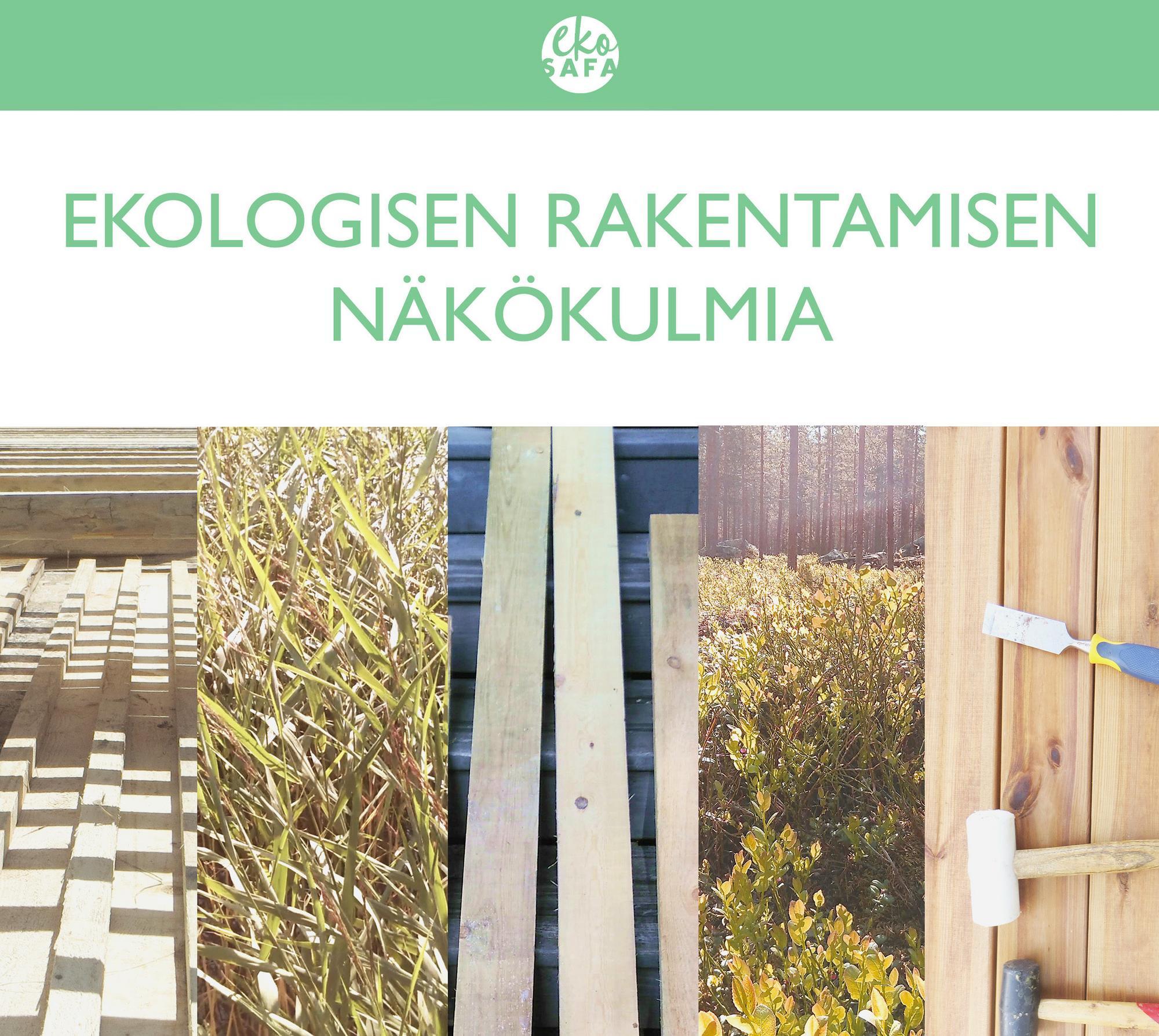 EKO-SAFAn Tuottamassa Podcastissa Käsitellään Asiantuntijoiden Kanssa Suuria Kysymyksiä - Suomen Ark