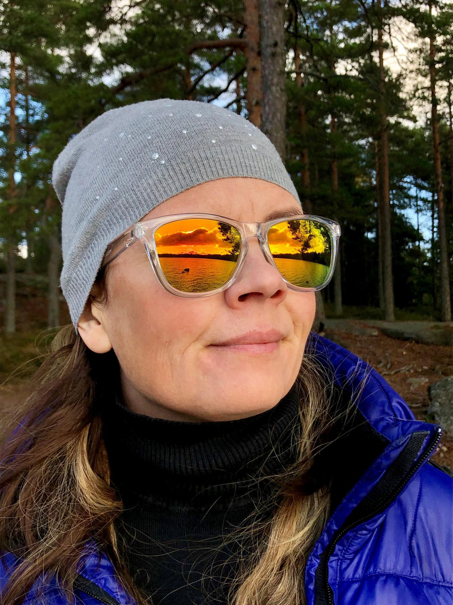 Pia Sjöroos.