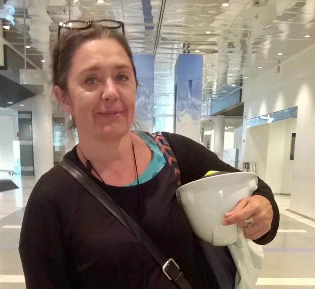 Taina Väisänen.
